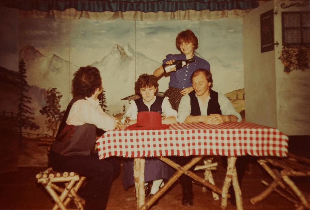 Theaterstück 1985