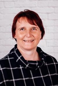 Portraitbild Theaterspieler Eva Bergknapp