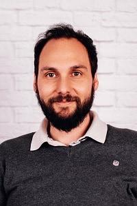 Portraitbild Theaterspieler Stefan Richter