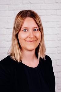 Portraitbild Theaterspieler Stefanie Stöckl